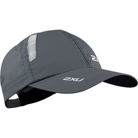 2XU Run Casquette, turbulence/white